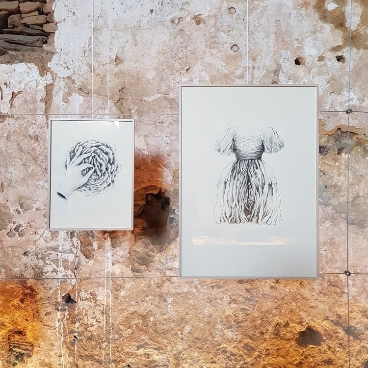 Exposition - lithography, lithographie - lidiakostanek | ello