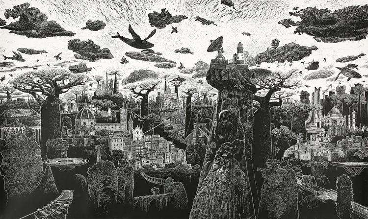 Impressive artworks Aberdeen ba - nettculture | ello