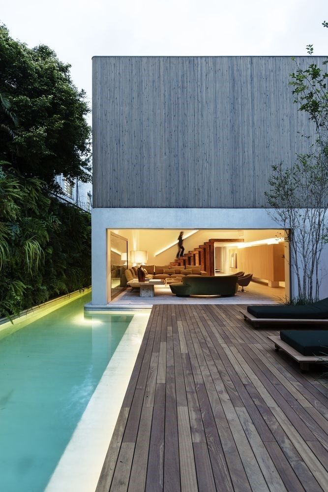 DS House Studio Arthur Casas Re - thetreemag | ello