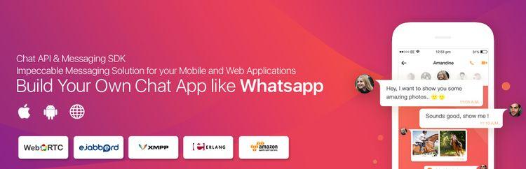 build instant messaging app Wha - smith_jack   ello