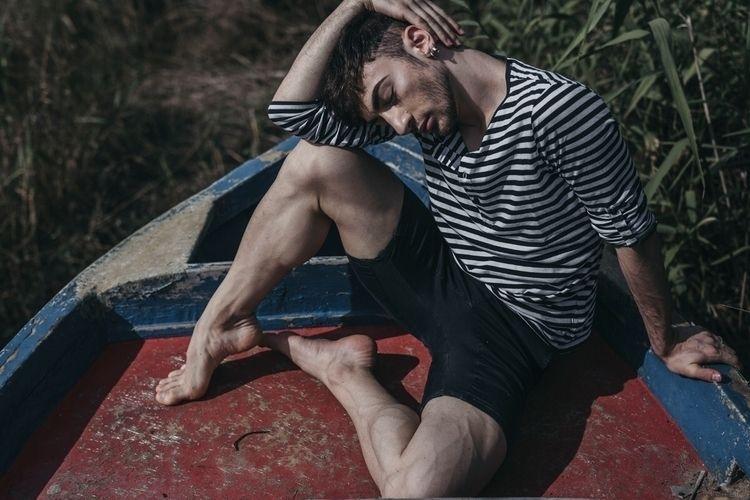 """""""Lost Sailor"""" — Photographer: S - darkbeautymag   ello"""