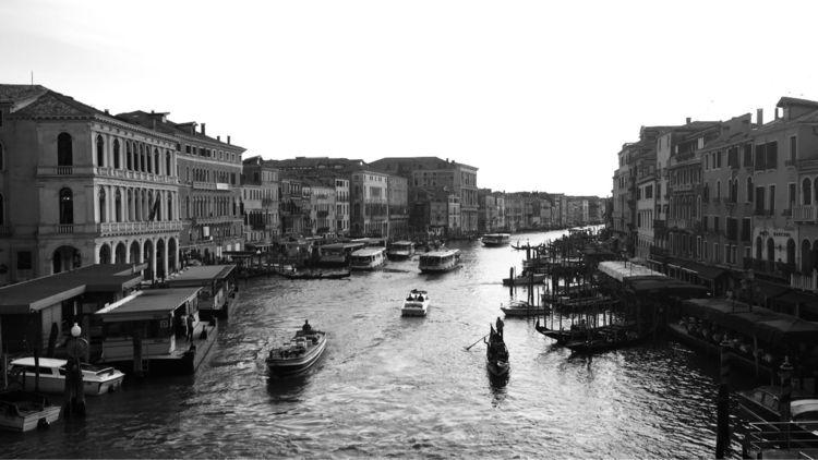 Venice, photography, italy - littlefathertime   ello