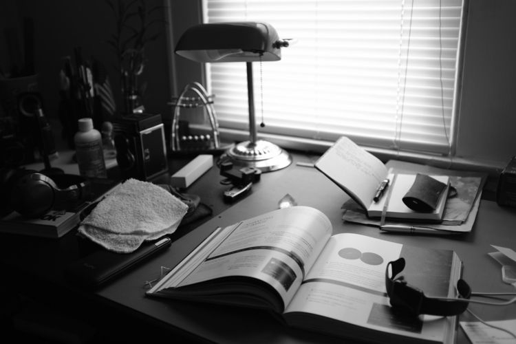 Quiet Study Moments Website | I - photografia | ello