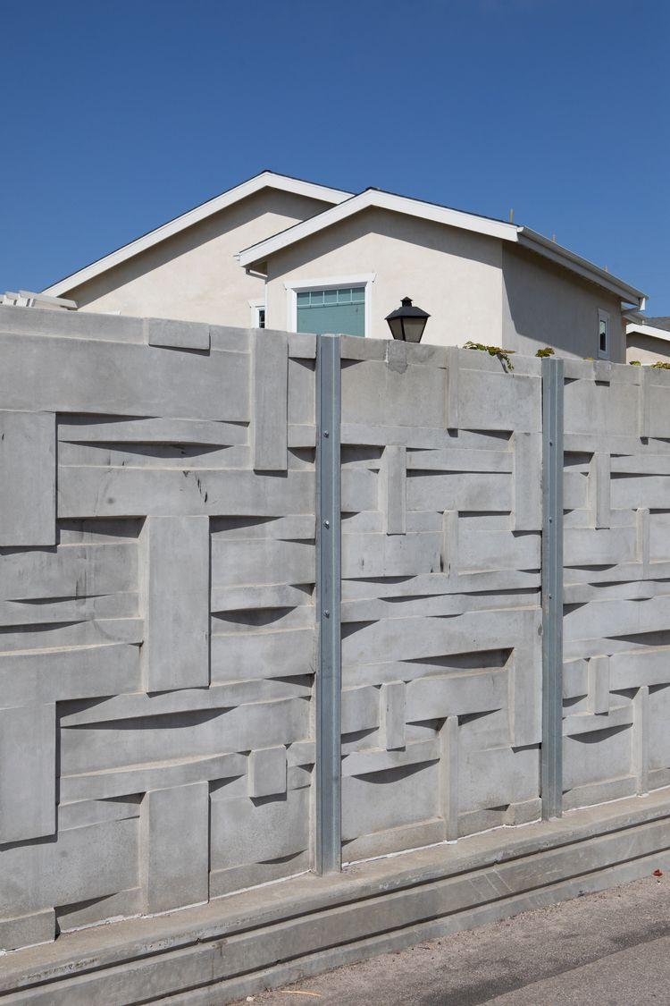 House, Concrete Wall, National  - odouglas | ello