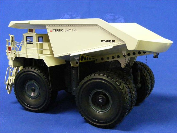 1:50 BYMO Terex Unit Rig MT4400 - rooster64 | ello