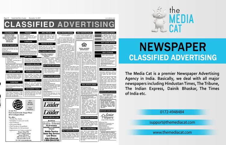 Newspaper Classified Advertisin - eshita | ello