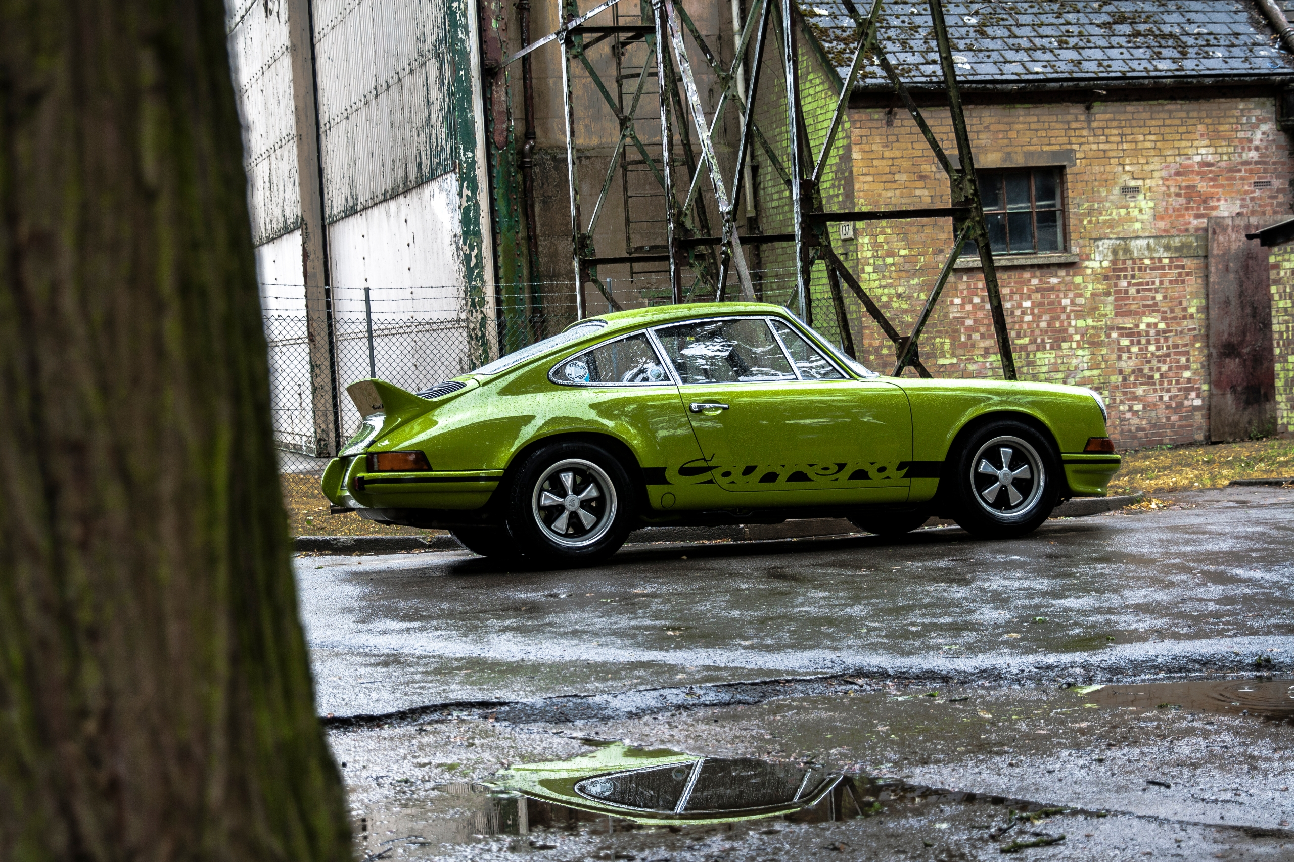 Chartreuse - porsche, 911, porsche911 - virgiliuandone   ello