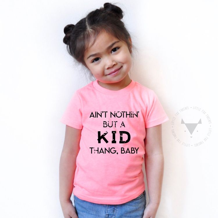 Pre order **** nothin' kid than - little_fox_threads | ello