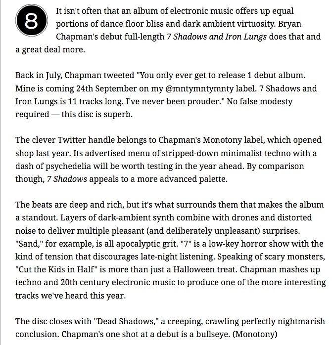 written class review upcoming d - bryanchapman | ello