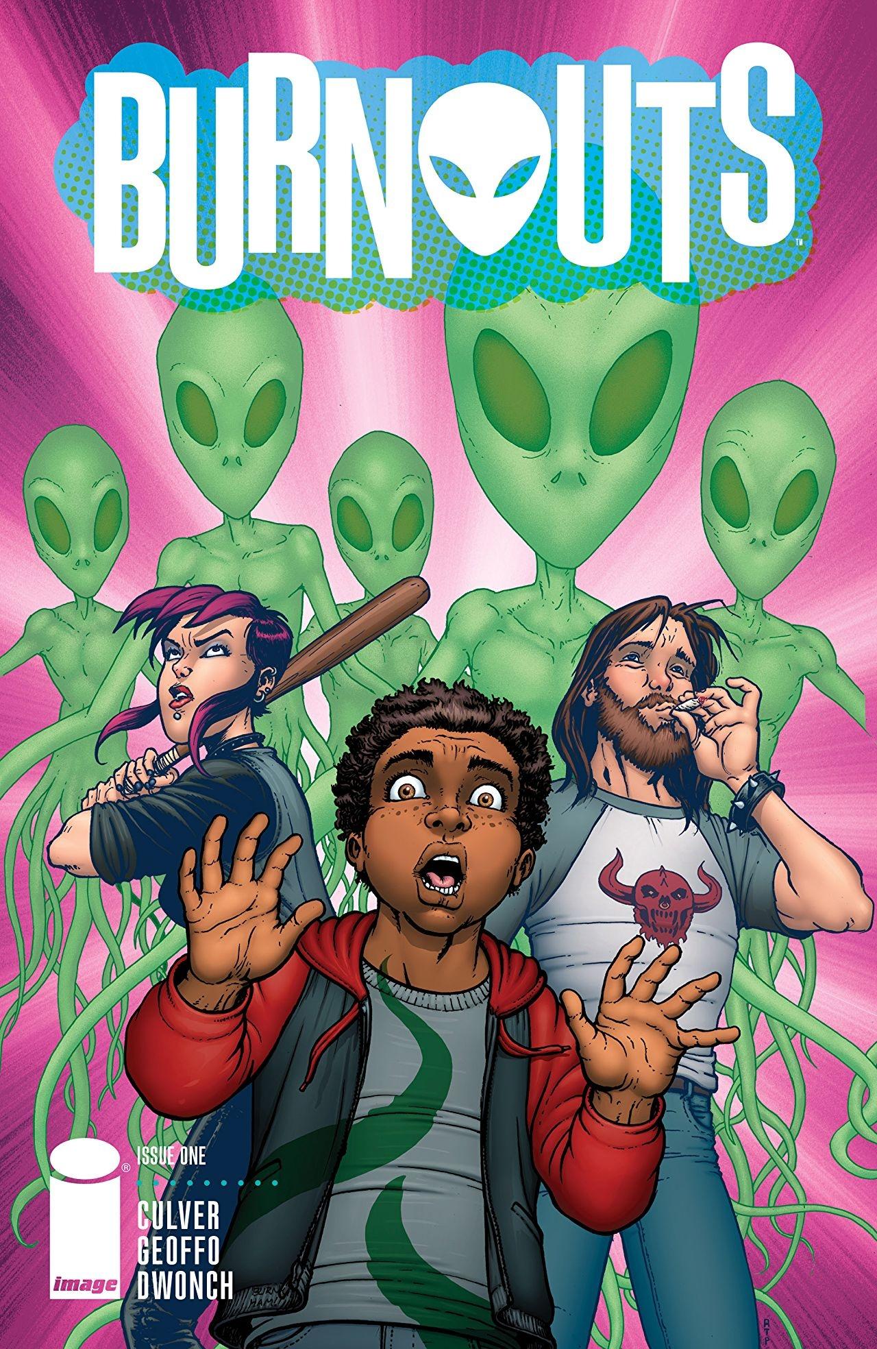 Burnouts Image Comics 2018 Writ - oosteven | ello