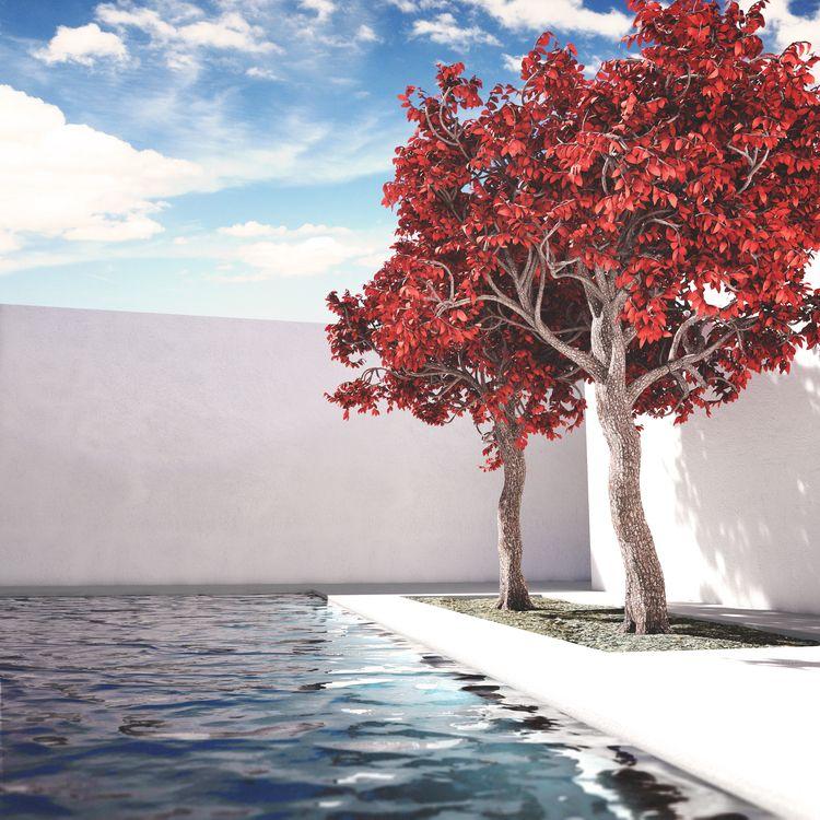 <<courtyard>> ~~ - design - twizzle_stix | ello