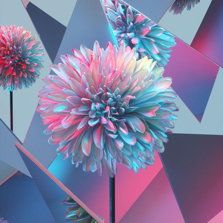 flowers developed Baillat Studi - aaaronkaufman | ello