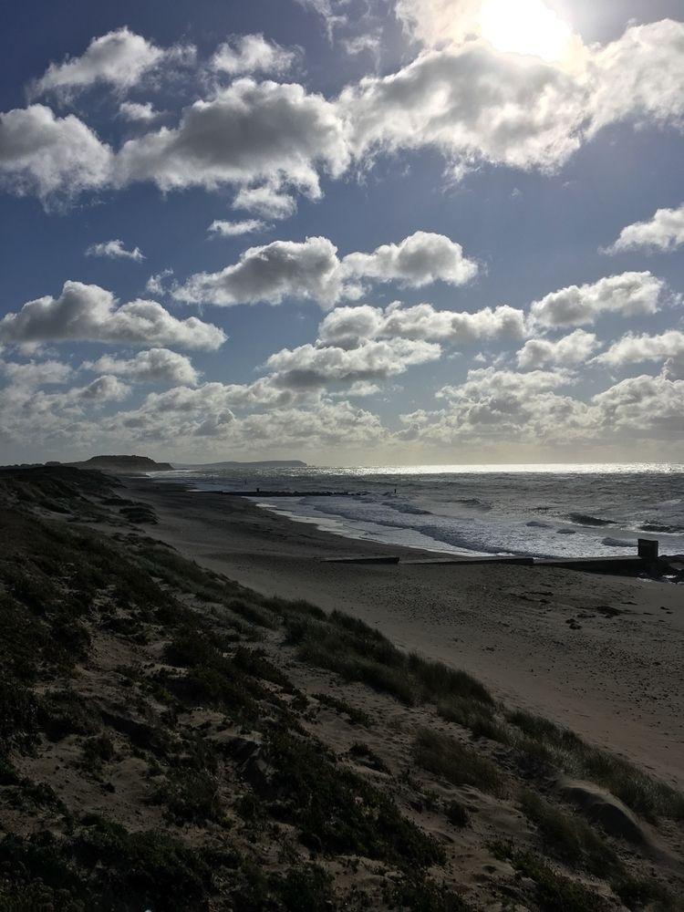 Hengistbury Head easterly direc - oceanromeo | ello