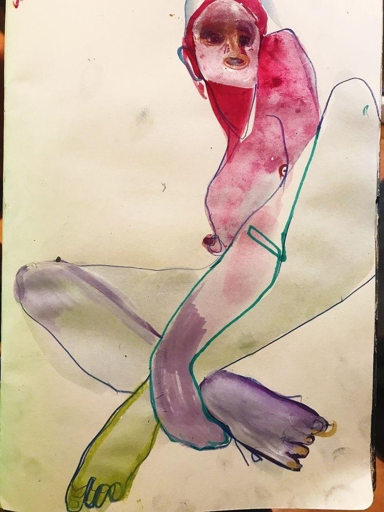 Saturday sketchbook - robunett | ello