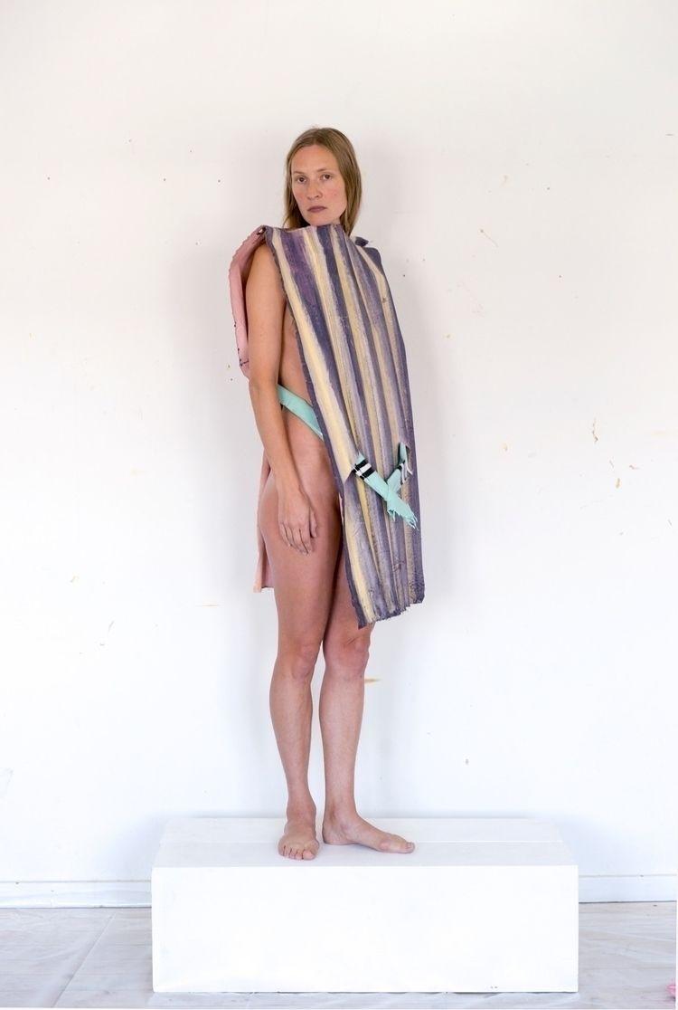 Erika wears Fantoche (Armour),  - shanebradfordstudio | ello