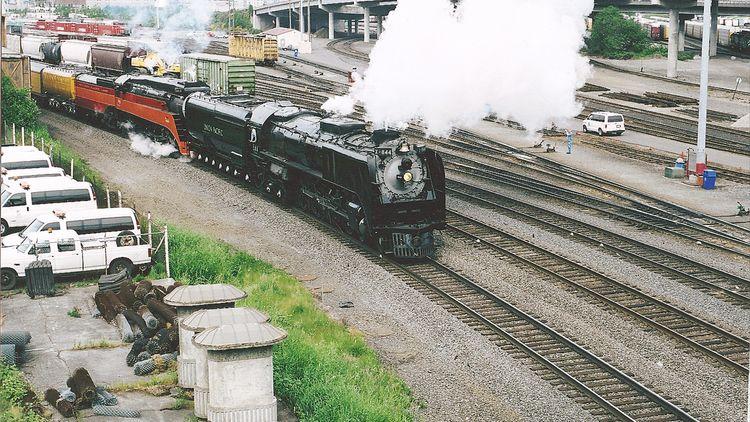 videos! train photos, 2007 - 844steamtrain - 844steamtrain | ello