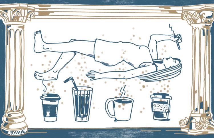Black (coffee) Magic ancient el - rymie | ello