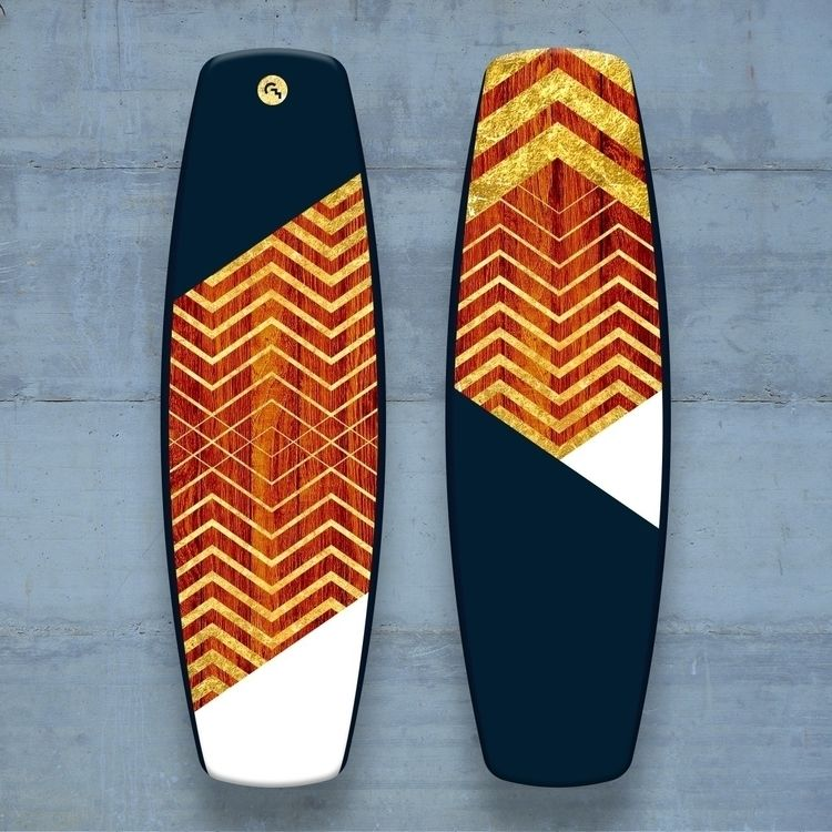 Wakeboard skin GM1837-1839 - wakeboard - game4d | ello