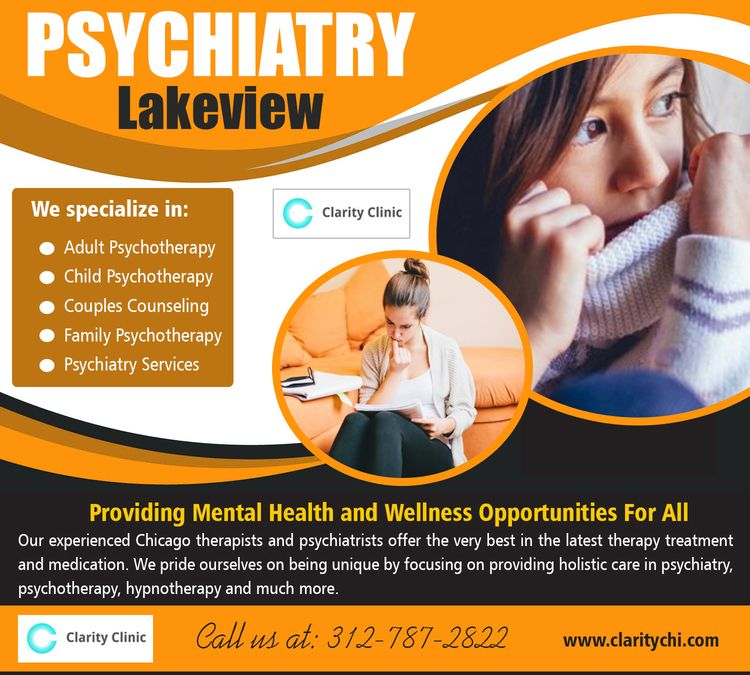 Therapy Lakeview scheduled tele - clarityclinic | ello
