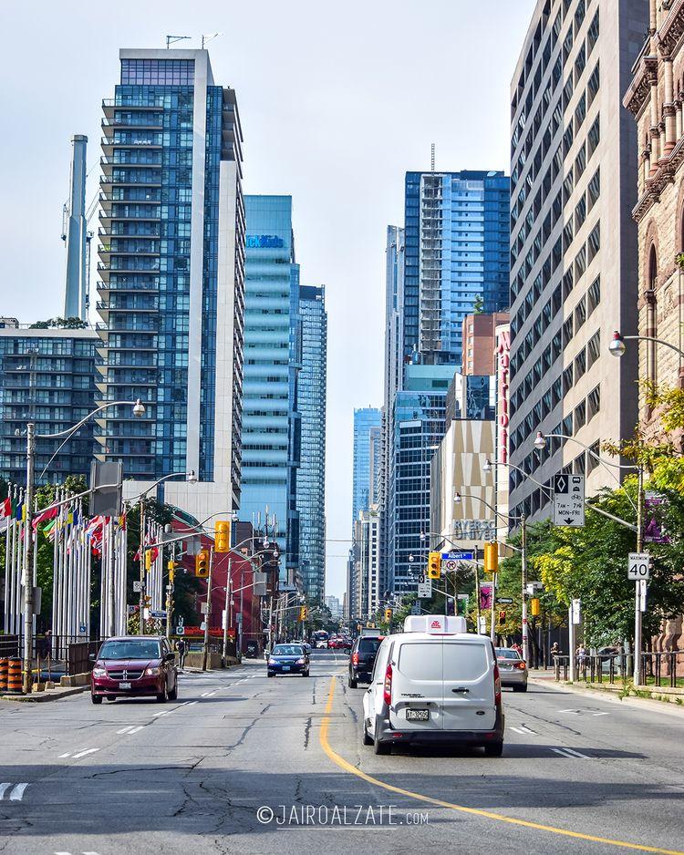 Downtown Toronto  - canada, cityoftoronto - jairoalzate | ello