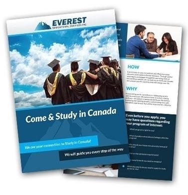 Canada Visa Consultant India Ev - everesteducational | ello