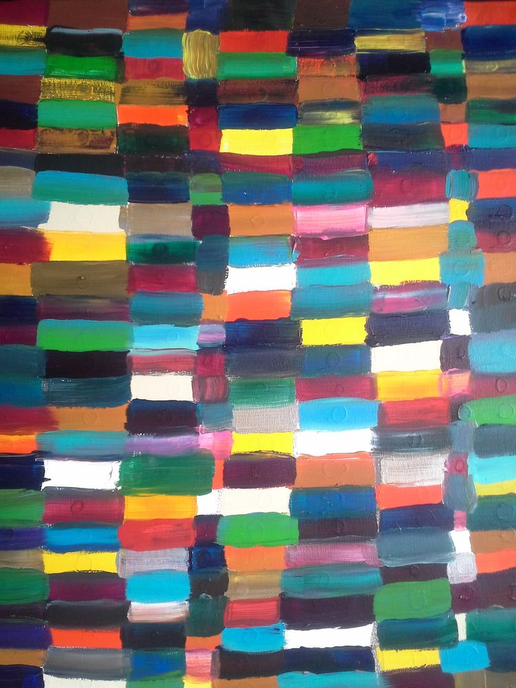 samuelboudreau.art - abstract, acrylicpaint - samuel_ed | ello