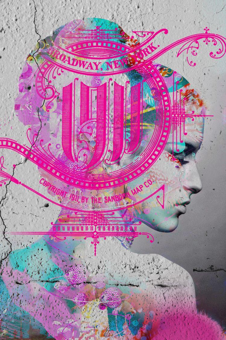 images created - artrage, photoshopcc - lobber66 | ello