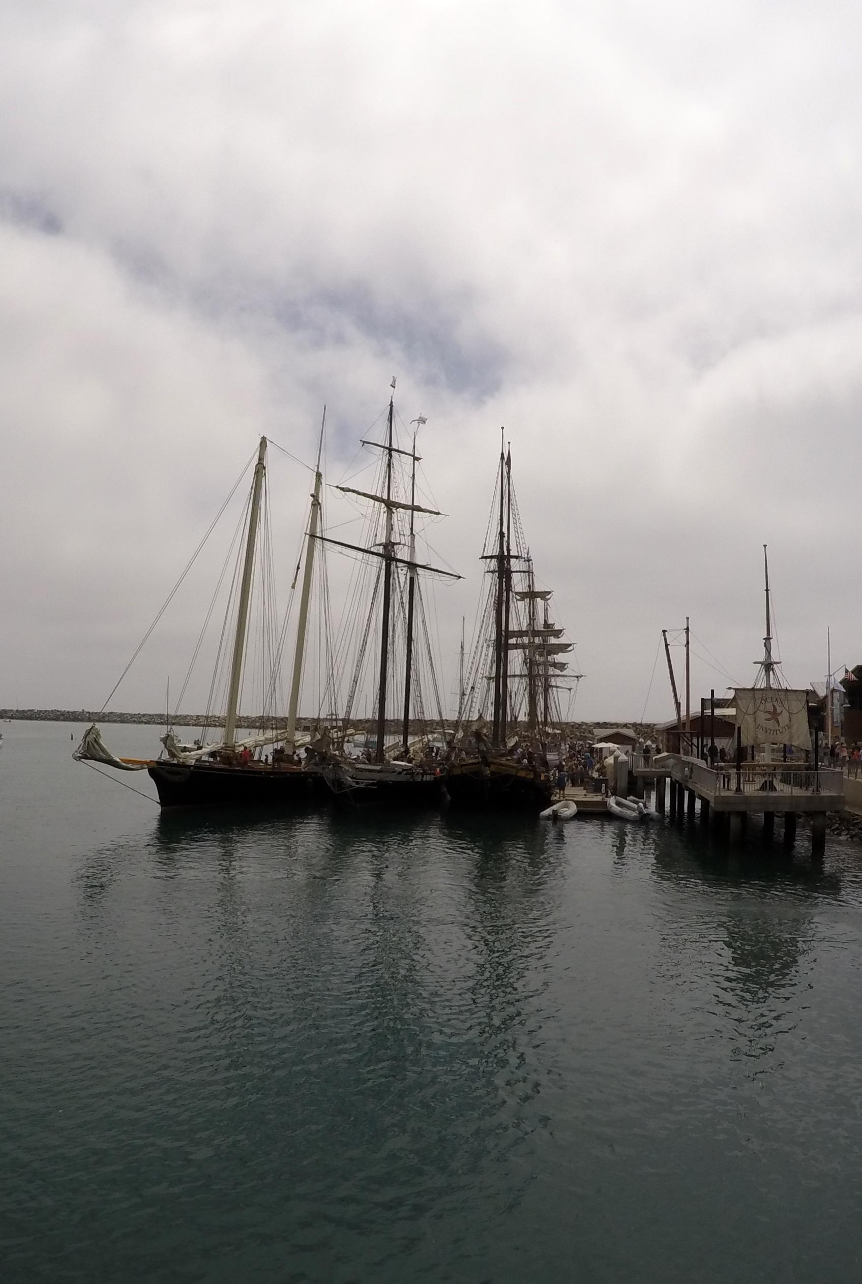 Thar pirates.... Tall Ship Fest - jeffkratsch | ello