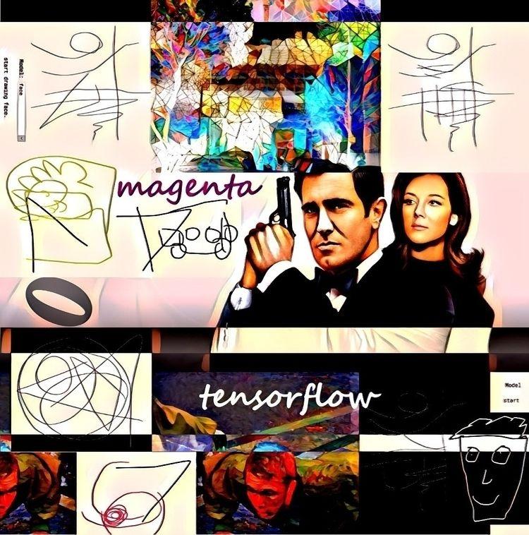 Tensorflow, 2, 20, gOOgle, fACEbOOk - willmoller | ello