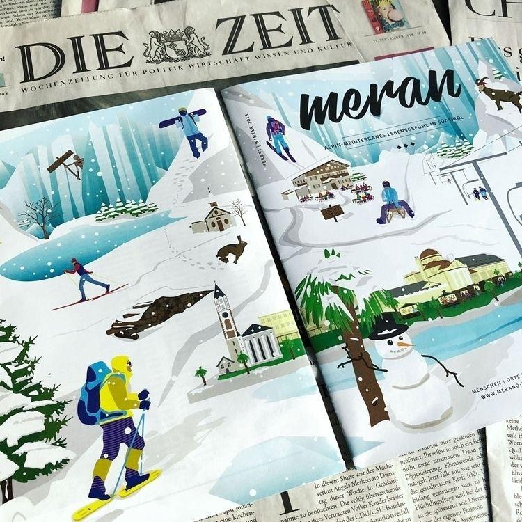 cover illustration current issu - deshalbpunkt | ello