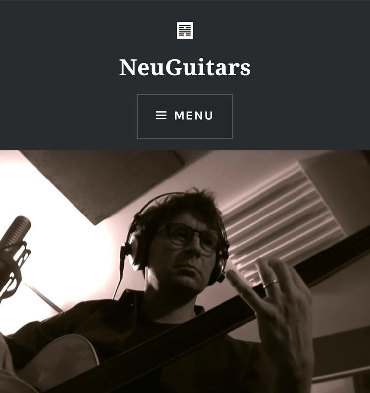 Alessandro Fedrigo - playlist, neuguitars - andreaaguzzi | ello