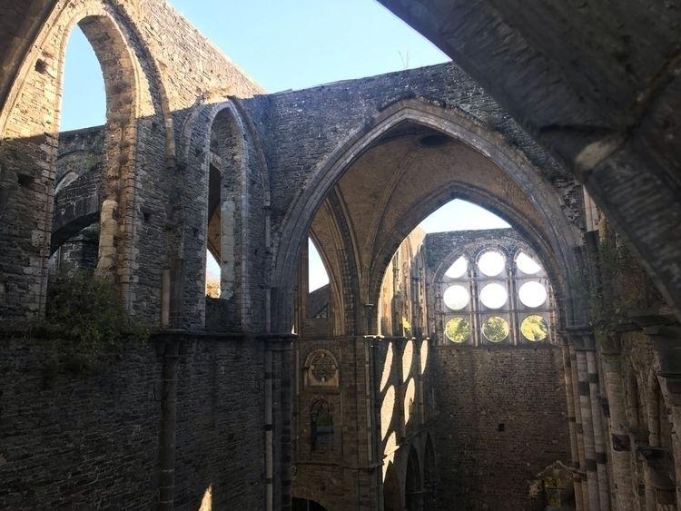 Villers abbey Belgium - orbitalwave   ello