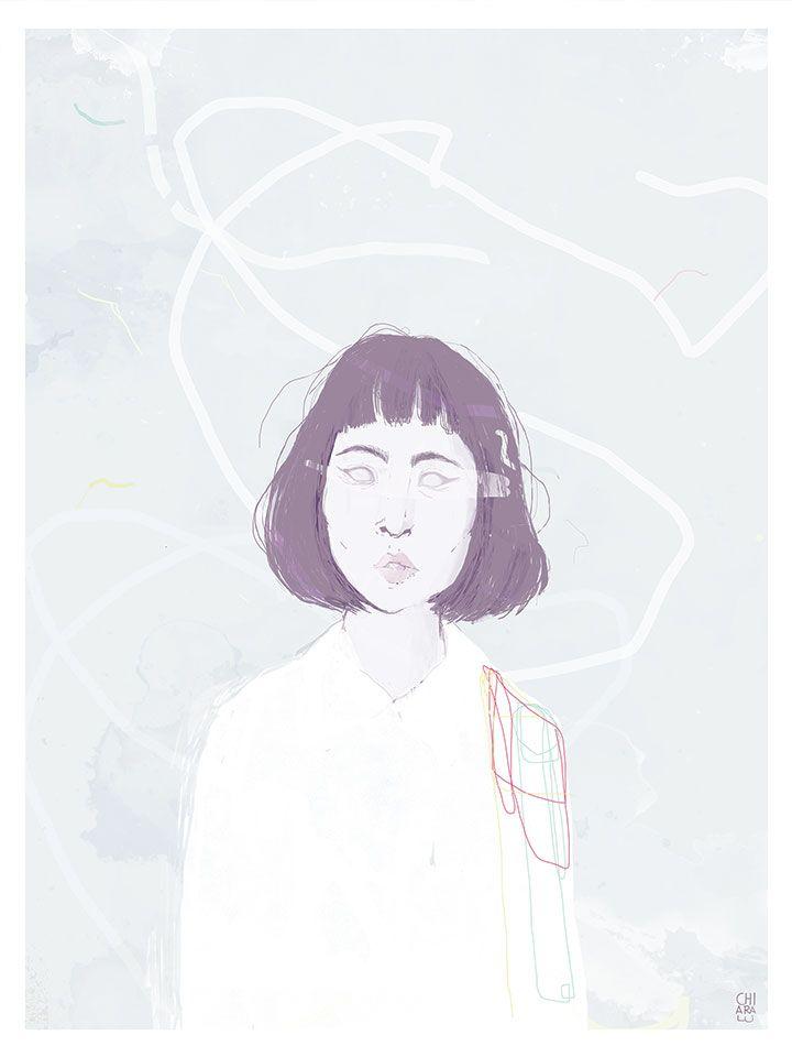 Melancholy - Chiaralu - japanese - chiaralu | ello