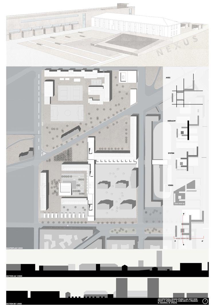 NEXUS- campus Brera Fine Arts A - matildes | ello
