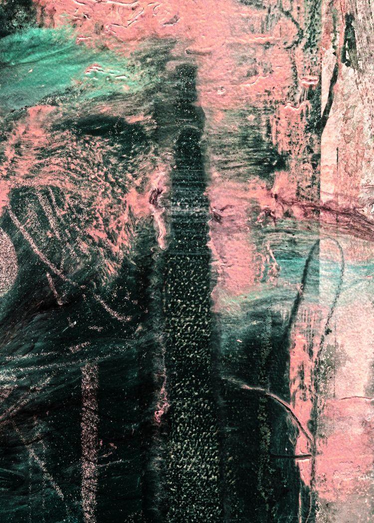 Standing photo original paintin - bjornbauerart   ello