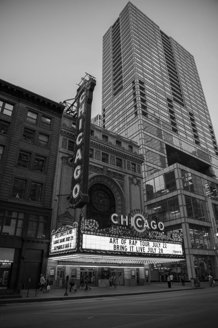 Bring live. photograph Chicago  - vincentwinther | ello