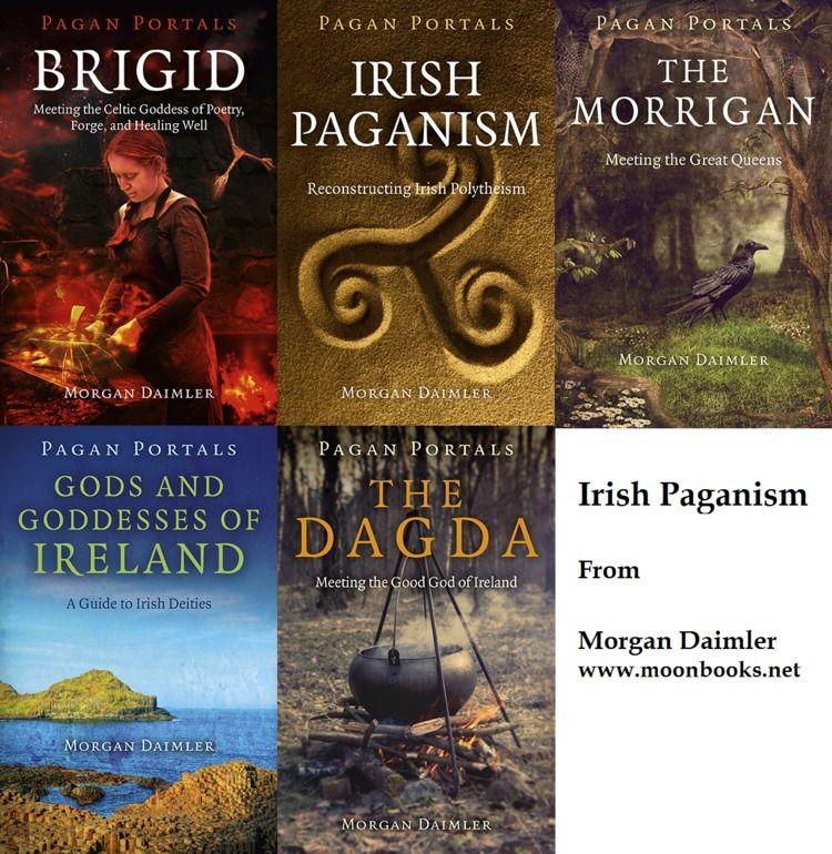 Irish Paganism Morgan Daimler - moon-books | ello
