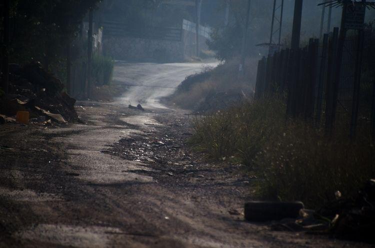 road Baqa El Garbia arabic vill - ydoron1 | ello