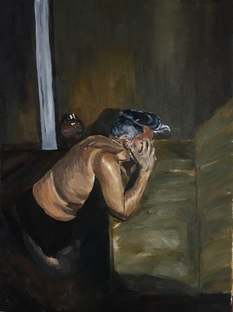 art, portrait, contemporaryart - artbrunom | ello