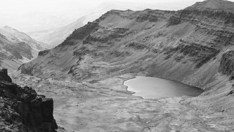 Wild Horse Lake Steens Mountain - this_guy | ello