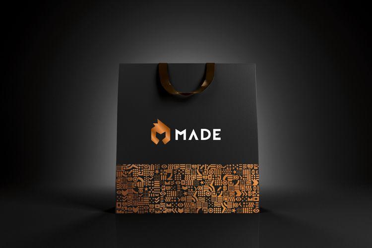 Brand Design ———————————————— g - iamdavidsamuel | ello