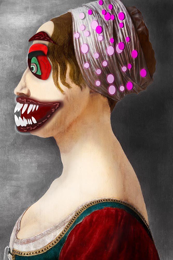 """Scary Times - art, photography - zeren | ello"