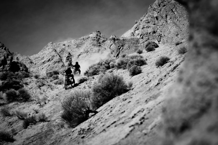 Farwell Canyon - ridegradient   ello