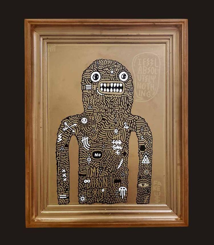 Mad Sick Exhibition: Works Arti - quietlunch | ello