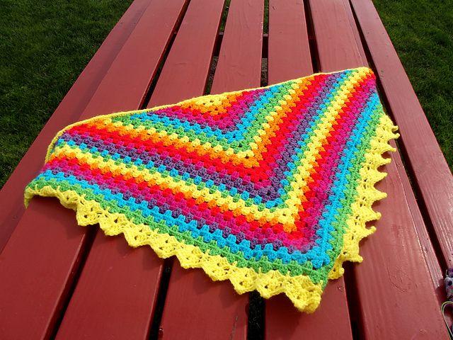 crochet shawl face season. like - carlabreda | ello