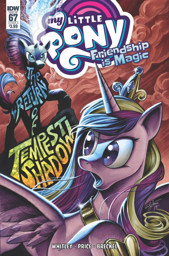 Pony: Friendship Magic Review T - comicbuzz | ello