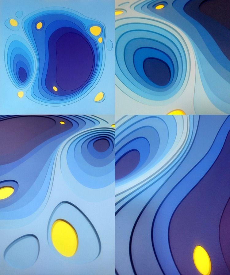 «QUASI-OBJECT 3-dimensional pai - azarias | ello
