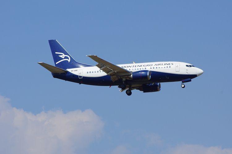 MontenegroAirlines, B737, Boeing - brummi | ello