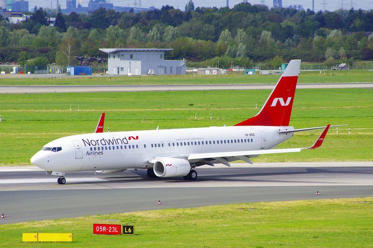 NordwindAirlines, B737, Boeing - brummi | ello