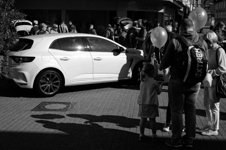 Gods - photography, cars, monochrome - marcushammerschmitt | ello